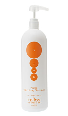 KJMN Volumizing Shampoo 1000 ml