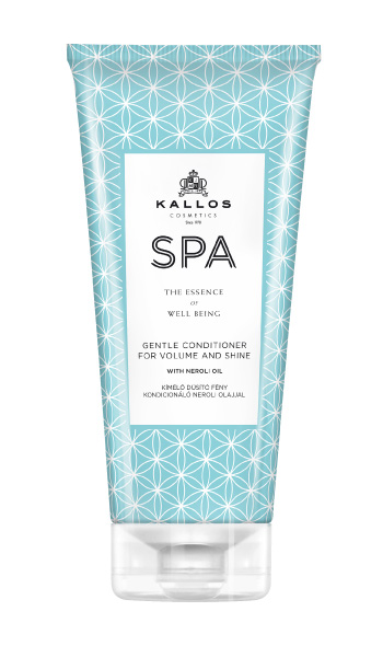 Kallos SPA Gentle Conditioner for Volume and Shine