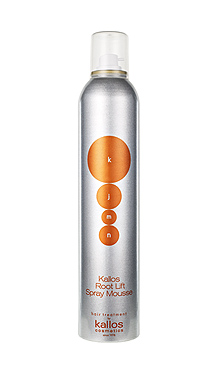 KALLOS  ROOT LIFT SPRAY MOUSSE
