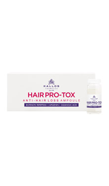 Kallos PRO-TOX Anti-Hair LOSS Ampule 10x10ml