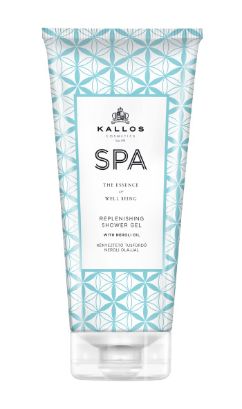 Kallos SPA Replenishing Neroli Shower Gel