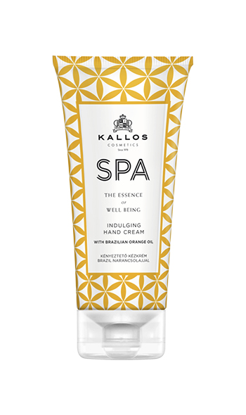 Kallos Spa Indulging Hand Cream