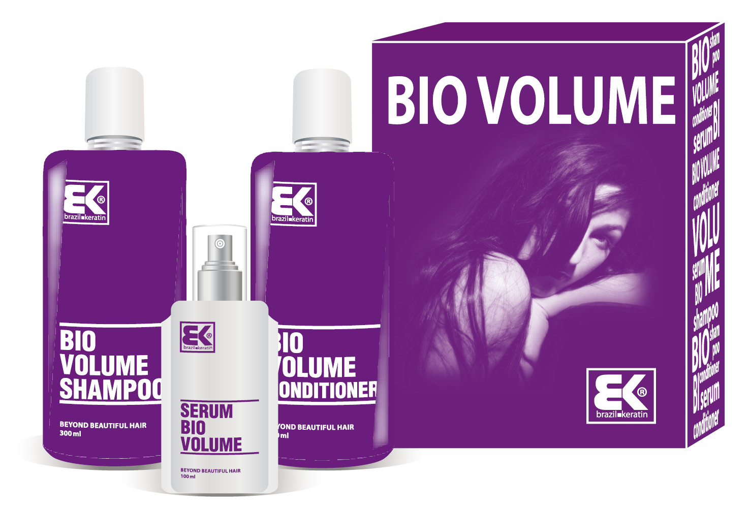 BK Bio Volume set