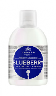 KALLOS BLUEBERRY šampón