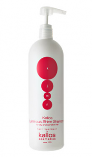 KALLOS KJMN LUMINOUS SHINE Šampón 500ml