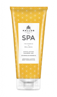Kallos SPA Peeling Shower Gel