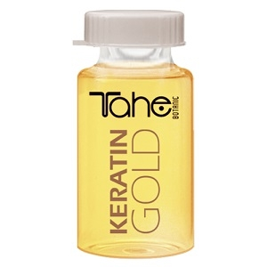 TAHE Keratin Gold Treatment 10 ml - Keratin & Arganový olej
