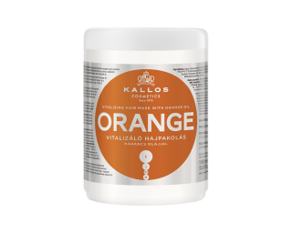 Kallos ORANGE maska na vlasy 1000ml