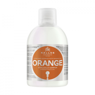 Kallos ORANGE šampón 1000ml