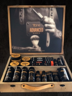 Tahe Advanced Barber  sada -19poduktov
