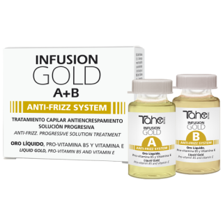 TAHE Infusion Anti-frizz A+B (2X10 ml)